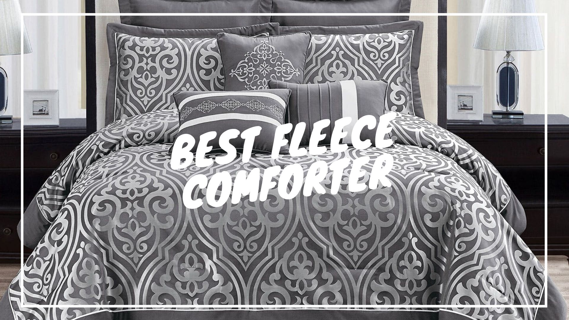 Best Fleece Comforter