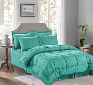 Elegant Comfort Luxury Best, Softest, Coziest 8-Piece