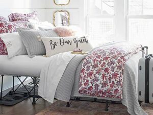 How To Layer A Bed With A Quilt